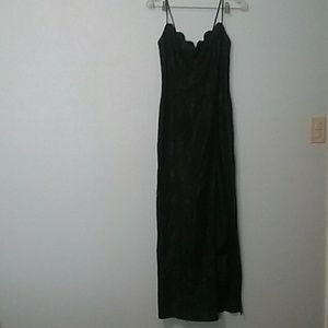 L.A. GLO Formal Gown